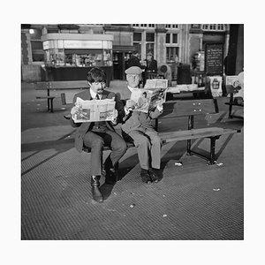 Stampa Steptoe and a Beatle in resina di Kaye