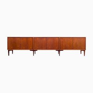 Restauriertes Teak RT Series Sideboard von WK Möbel, 1960er