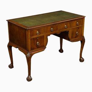 Chippendale Schreibtisch aus Mahagoni, frühes 20. Jh