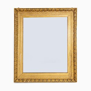 Espejo de pared clasicista, Italia, década de 1830