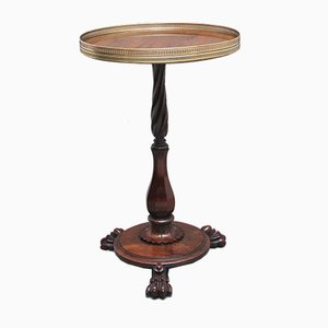 Early 19th Century Regency Occasional Table in Rosewood