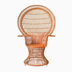 Emanuelle Peacock Chair, 1970er