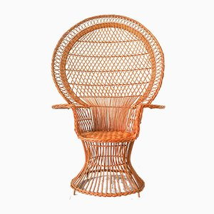 Emanuelle Peacock Chair, 1970s