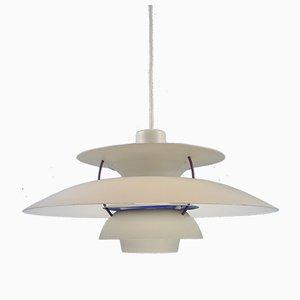 Dänische PH5 Deckenlampe von Poul Henningsen für Louis Poulsen