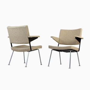 Mid-Century 1268 Chairs by Dick Cordemeijer for Gispen, 1960s, Set of 2