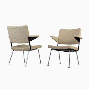 Mid-Century 1268 Stühle von Dick Cordemeijer für Gispen, 1960er, 2er Set