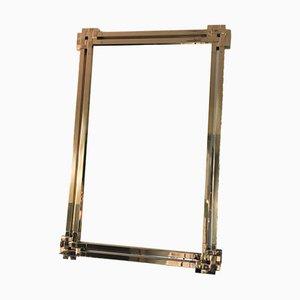 Vintage Spiegel von Massimo Scolari für Valenti, 1970er
