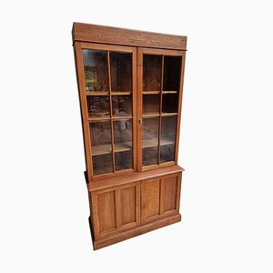 Antique Apothecary Cabinet in Oak, England, 1930s