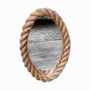 Oval Mirror by Adrien Audoux & Frida Minet