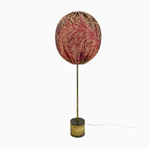 Lámpara de pie Mid-Century de Hans Agne Jakobsson