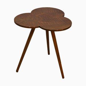 Danish Side Table in Walnut, 1960s
