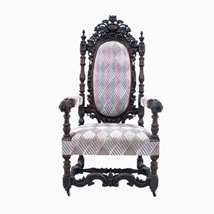 Antiker Armlehnstuhl, Frankreich, 1880er