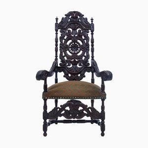 Throne, France, 1890s