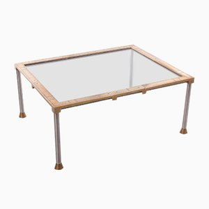 Limited Edition Coffee Table or Salon Table by Peter Ghyczy, 1990s