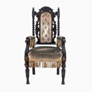 Antique Armchair, France, 1880s