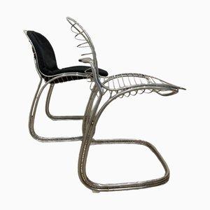 Sabrina Chairs by Gastone Rinaldi for Rima, Set of 4