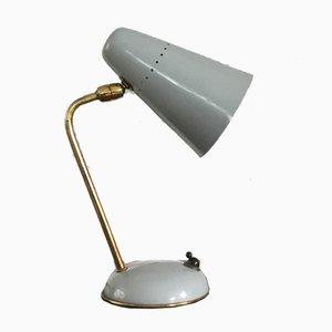Italienische Schreibtisch- oder Tischlampe im Stil von Stilnovo, 1950er