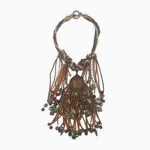 Necklace by Marta Marzotto