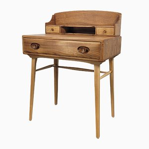 Vintage Writing Desk by Lucian Ercolani for Ercol