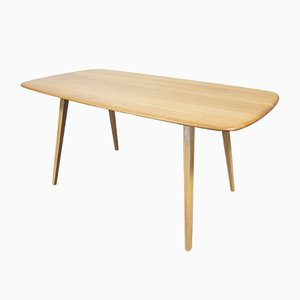 Plank Dining Table by Lucian Ercolani for Ercol, 1960s