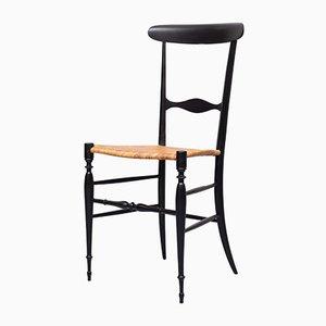 Campanino Classica Chiavari Chair by Fratelli Levaggi, Italy, 1950s