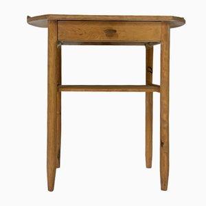 Buchenholz Nachttisch von Carl Malmsten für Bodafors