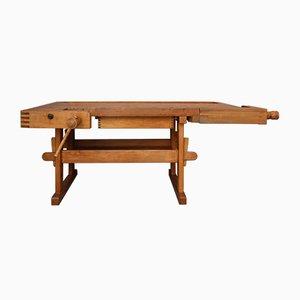 Mid-Century Restored Workbench