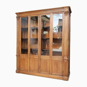 French Bookcase, Late 19th Century