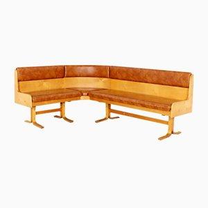 Vintage Bench by Ludvik Volak for Drevopodnik Holesov