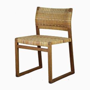 BM 61 Stühle von Børge Mogensen für Fredericia, 4er Set