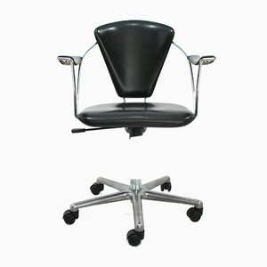 Italian Desk Chair, 1990s