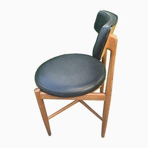 Dining Chairs by Ib Kofod-Larsen, Set of 6