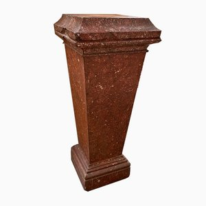 Late 19th Century Marble Column
