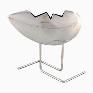 Escultura abstracta catalana modernista de Prudencio Sanchez