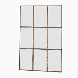 Industrial Window Mirror