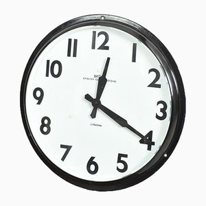 Reloj de pared Smiths antiguo