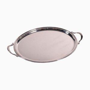 Silver Tray from Mandifattura Zaramella