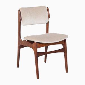 Vintage Stuhl aus dunklem Holz
