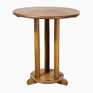 Circular Side Table, 1940s