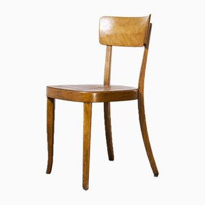 Beech Dining Chairs by Le Corbusier for Horgen Glarus, 1960s, Set of 20