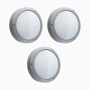 Outdoor Wall Lamps from iGuzzini, Set of 3