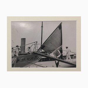 Desconocido, Imagen de prensa, Fotógrafo desconocido, Embarque en Gaeta