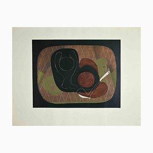 George Braque, Stillleben, 1930er, Original Lithographie