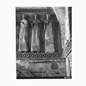 Osvaldo Böhm, Longobardo Temple in Venice, Foto de época, principios del siglo XX