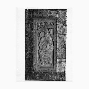Osvaldo Böhm, Catedral de Cividale, fotografía vintage, principios del siglo XX
