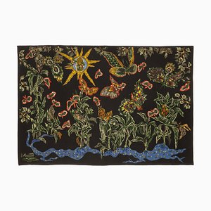 Wool Tapestry by Jean Lurçat