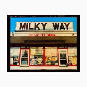 Milky Way New Jersey, American Coastal Color Photography, 2013