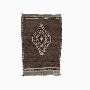 Brown Vintage Tuun Rug