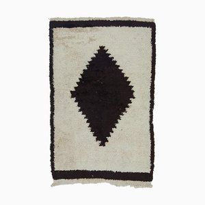 Beiger Vintage Teppich