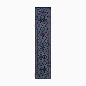 Purple Runner Rug